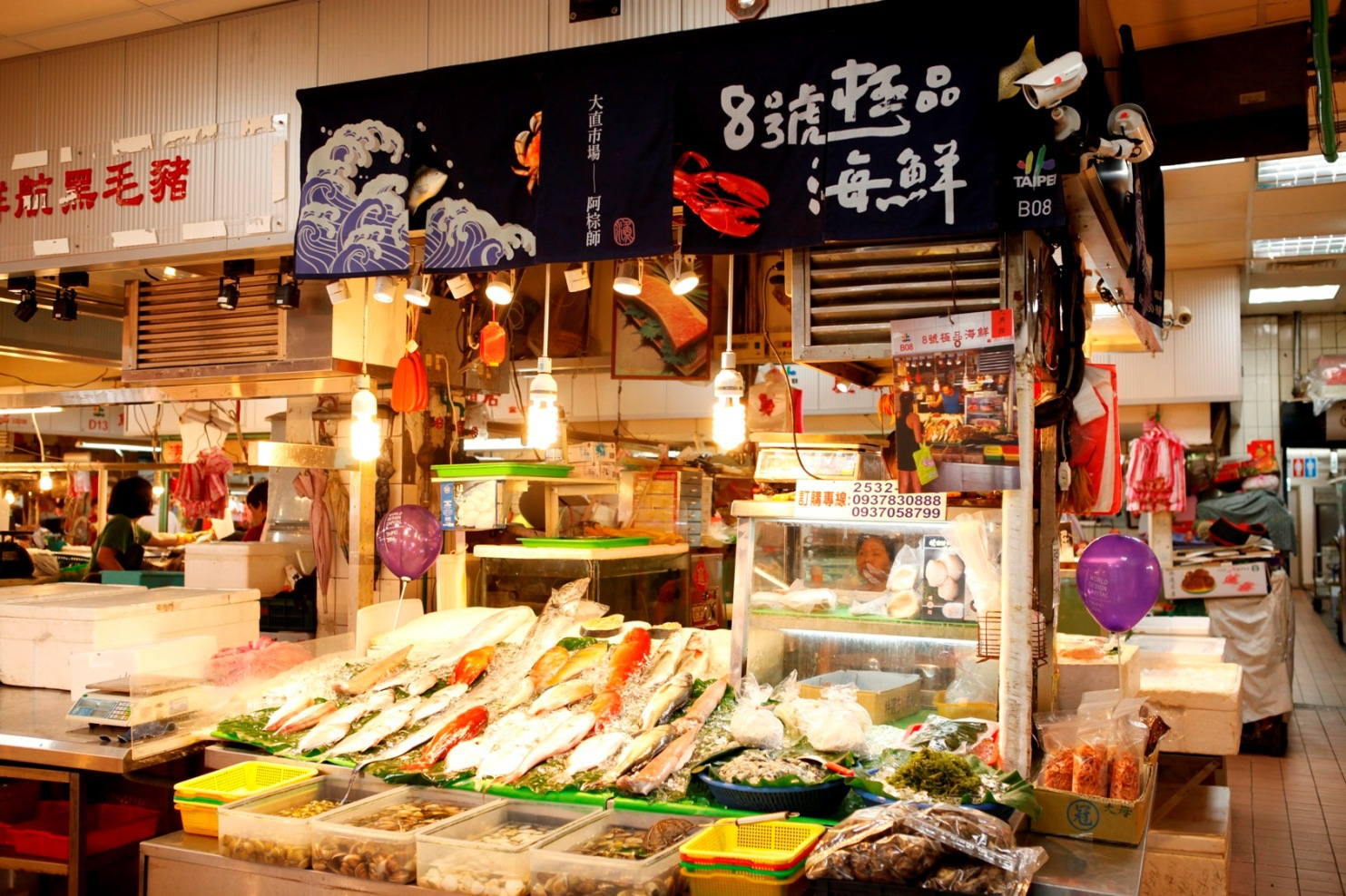 What's in a sign? Bringing modern design to traditional shops in World Design Capital Taipei