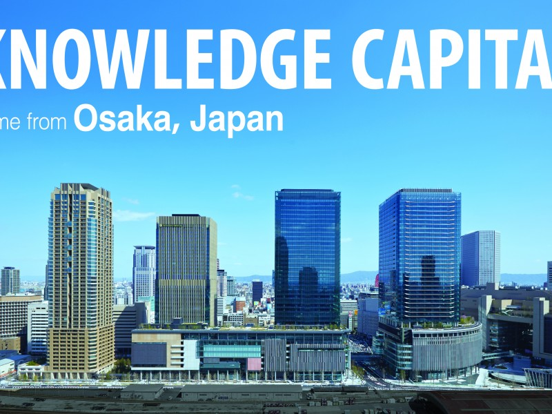 Knowledge Capital-Osaka