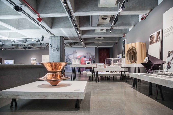 British Council and Taipei Fine Arts Museum present 'New British Inventors: Inside Heatherwick Studio'