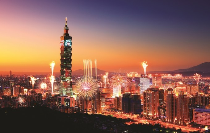 Five New Ways to Spend New Year's in Taipei