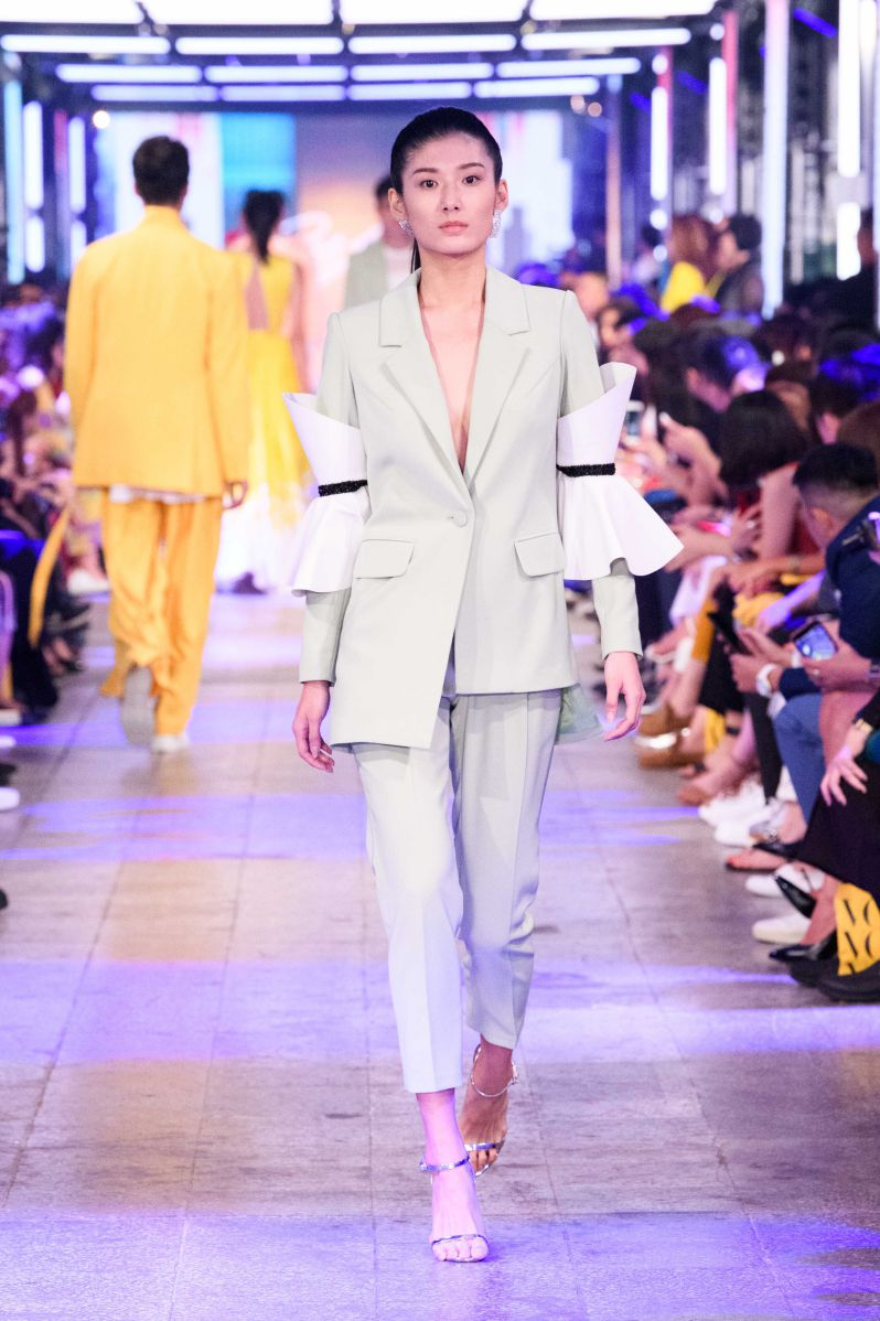 Taipei Fashion Week 2019 A New Approach to Urban Fashion