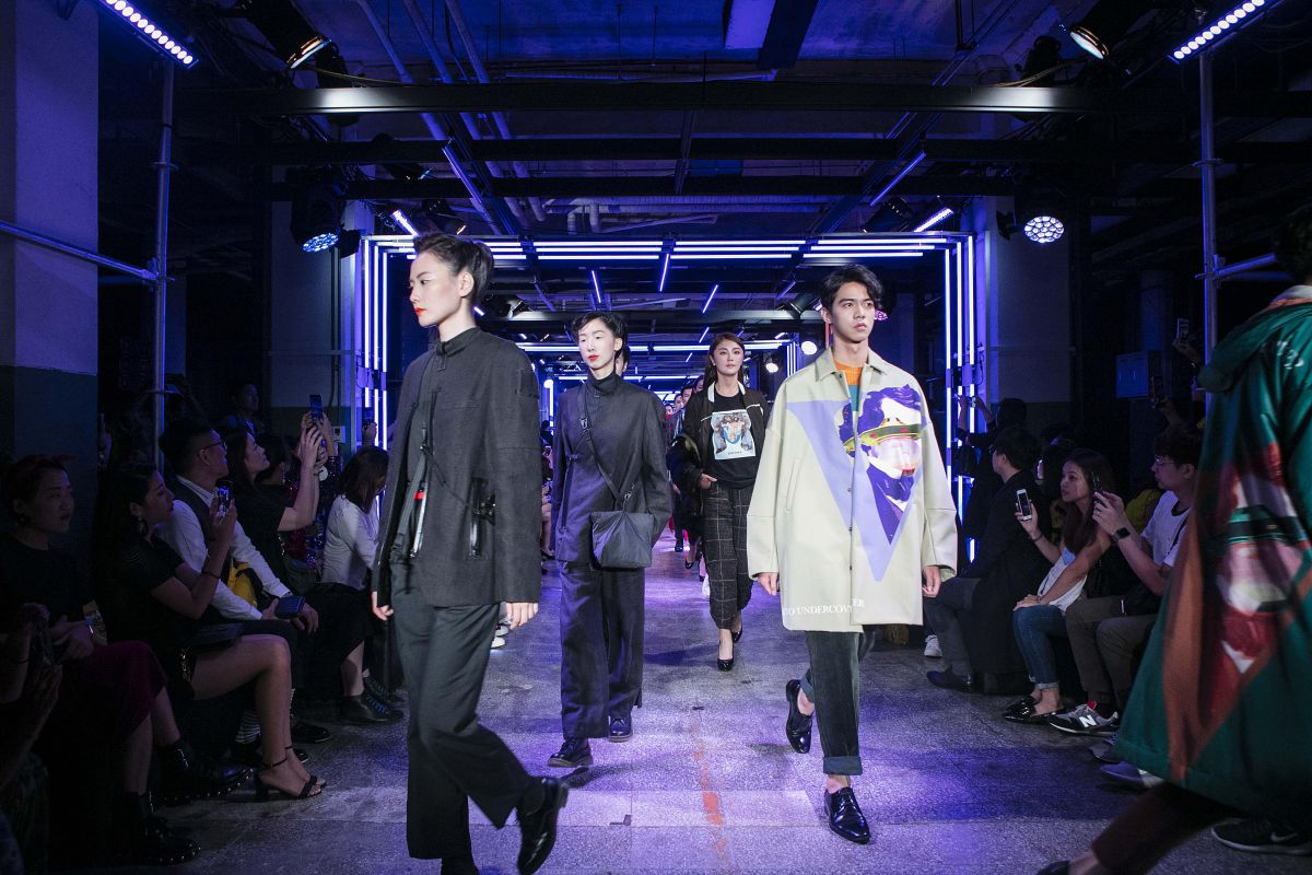 Creating new urban trends Emerging designers gather at Taipei Fashion Week 2019