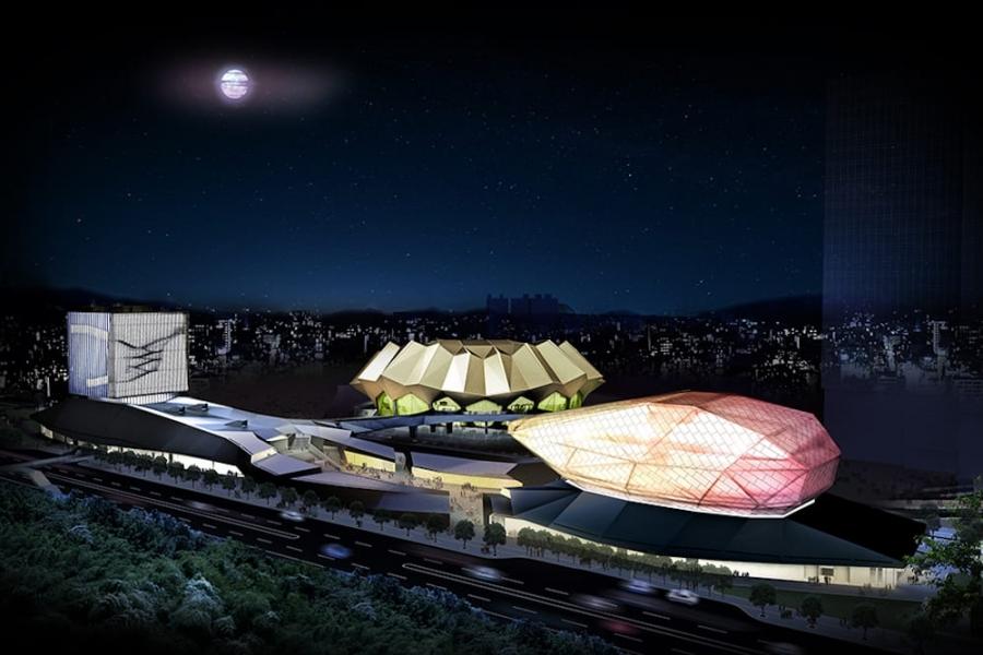 「台北流行音樂中心」9 月登場!表演廳率先啟用,3大場館設計、硬體空間解析