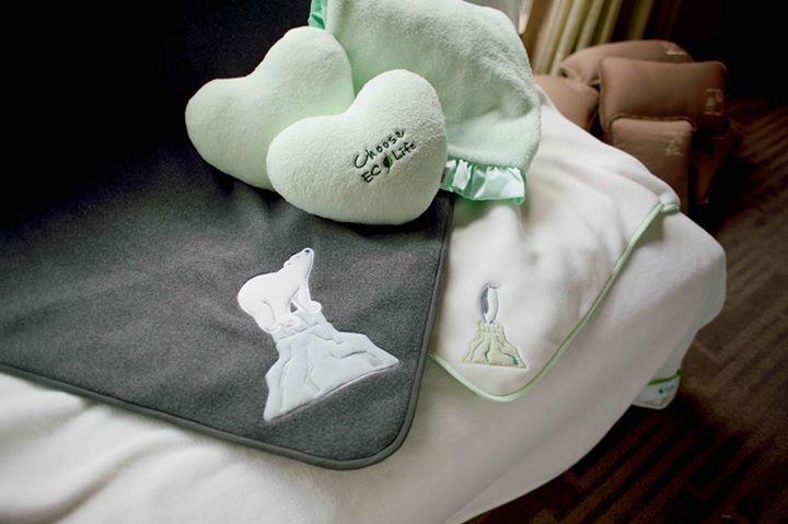 愛護動物毛毯禮盒
