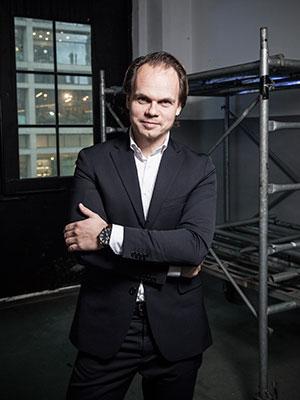 摩頓葛溫 Morten Grøn