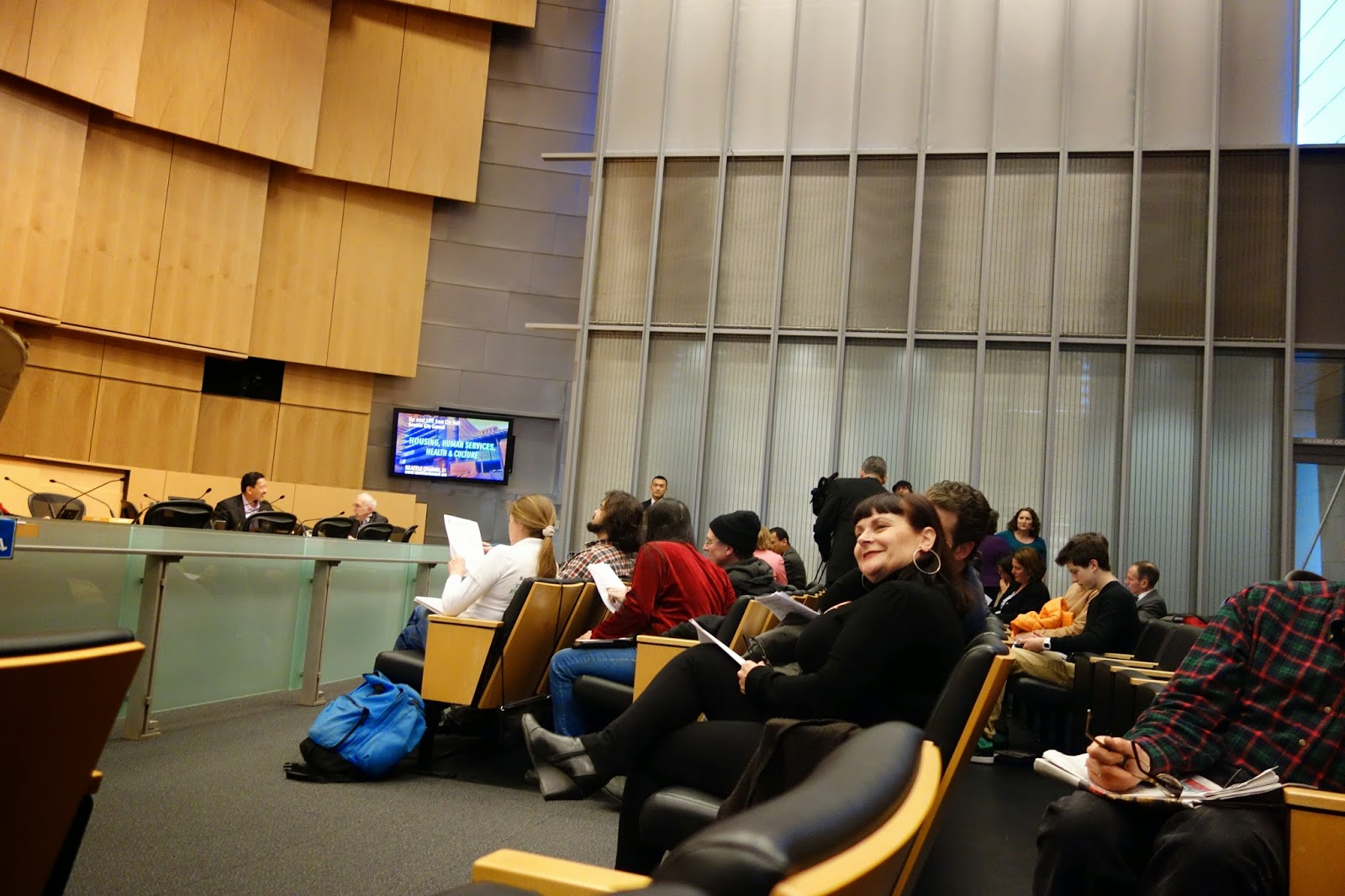 西雅圖市政會議