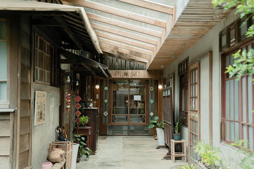 青田茶館 x 敦煌畫廊一隅1