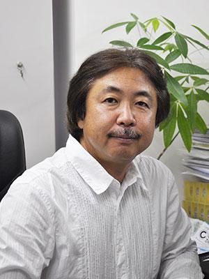 陸川和男 Kazuo Rikukawa