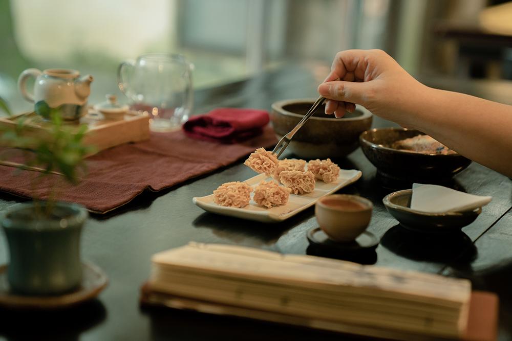 青田茶館 x 敦煌畫廊一隅9