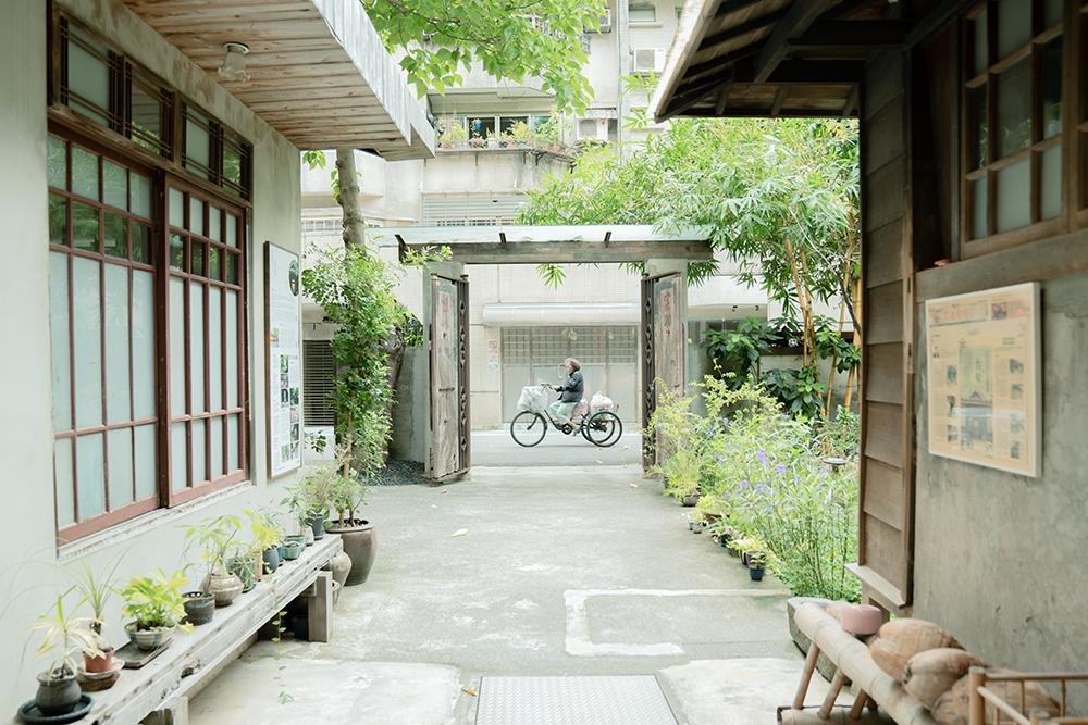 青田茶館 x 敦煌畫廊一隅10