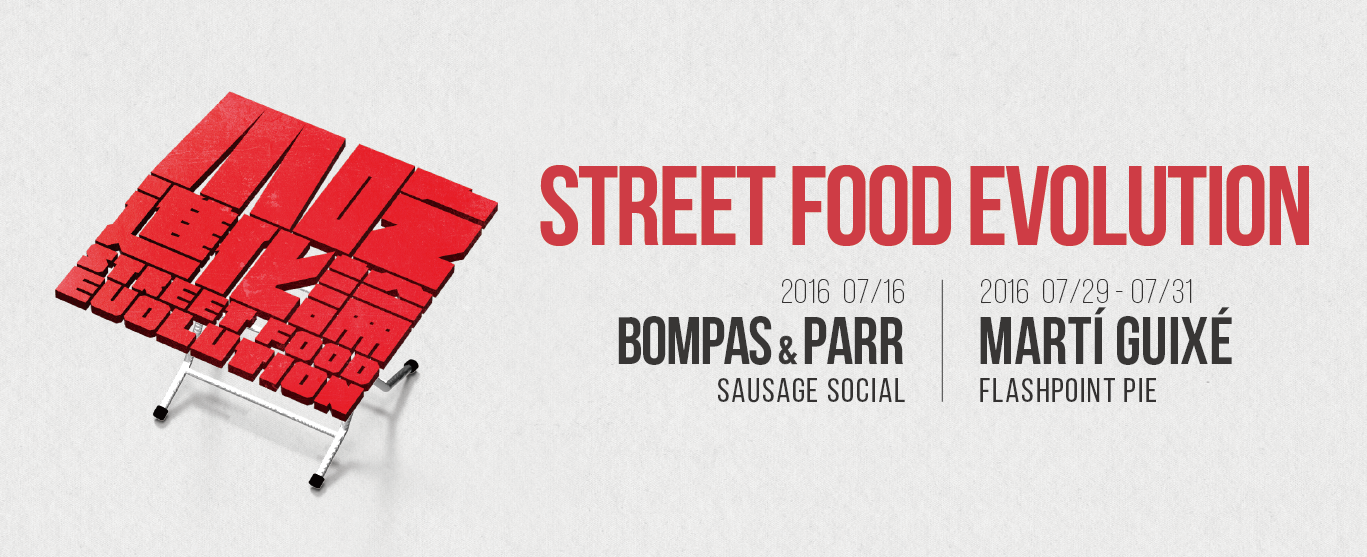 Street food evolution