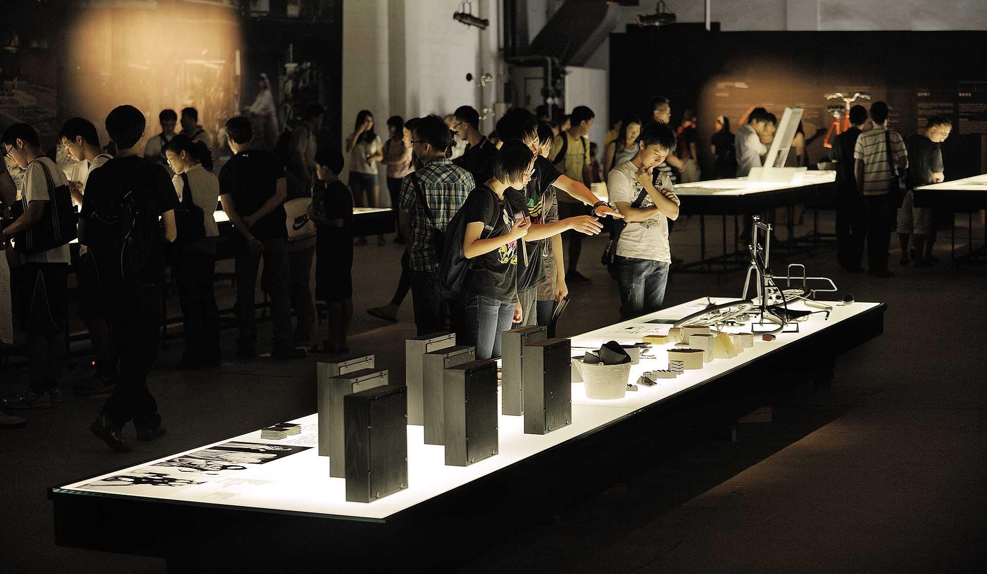 場地示意:2014臺北城市設計展