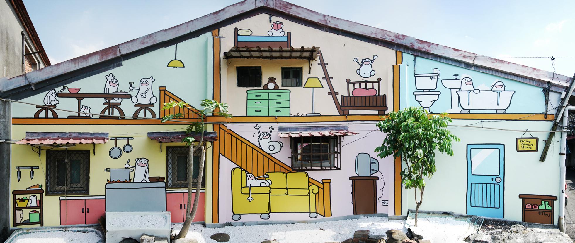 臺北設計城市展一隅