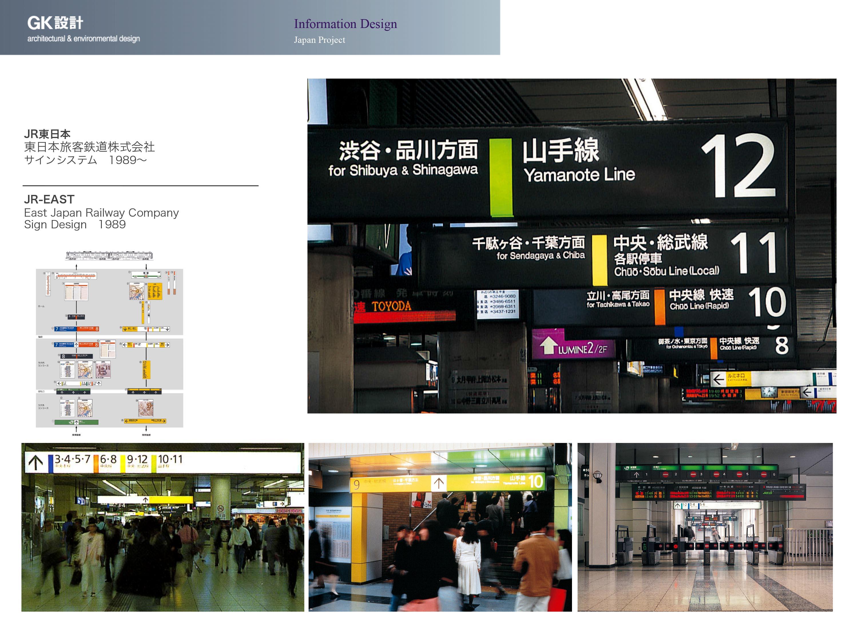 GK Graphics分享東京地鐵指標設計