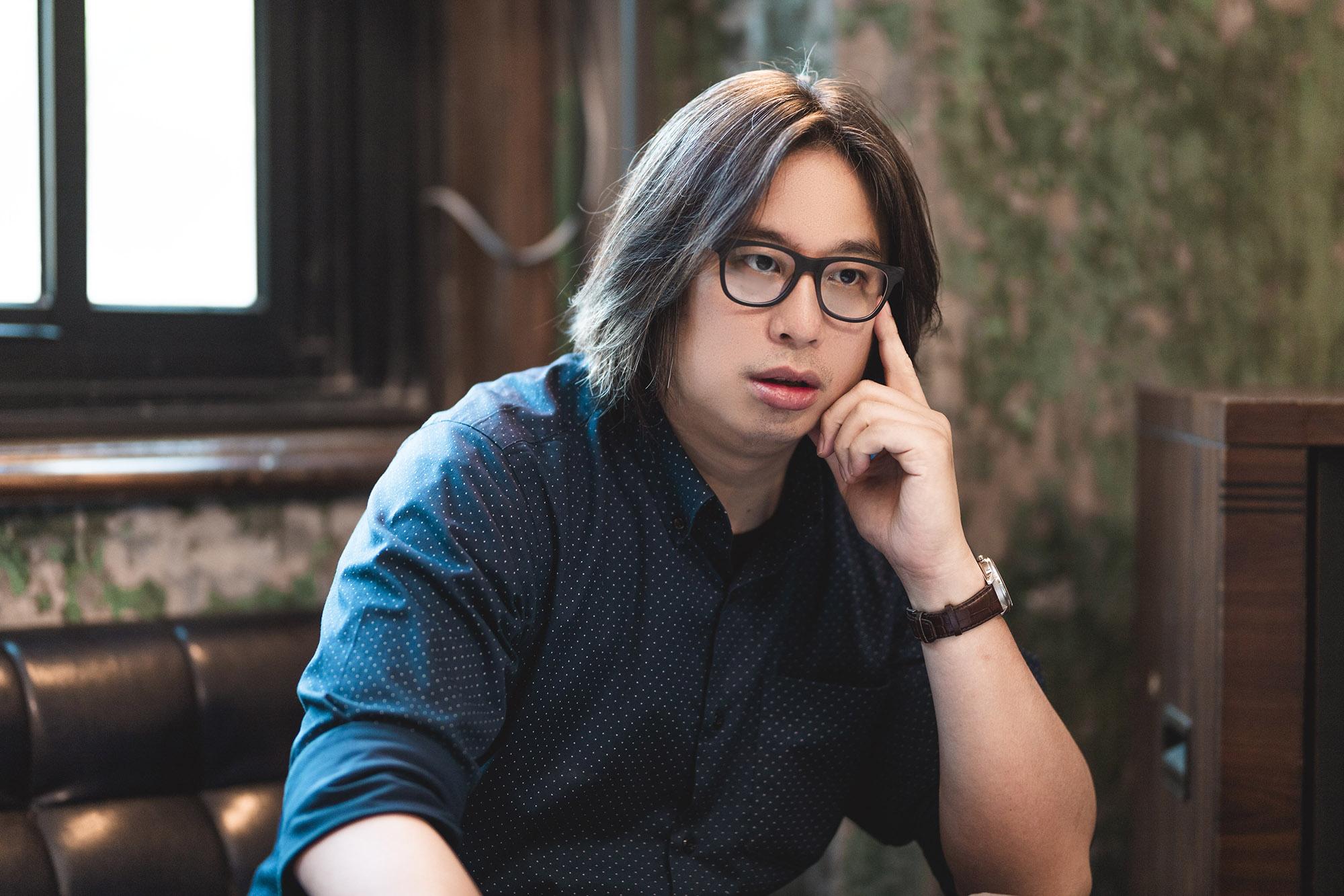 導演華天灝指出,過去公部門行銷案常是有子彈,但缺少戰略。