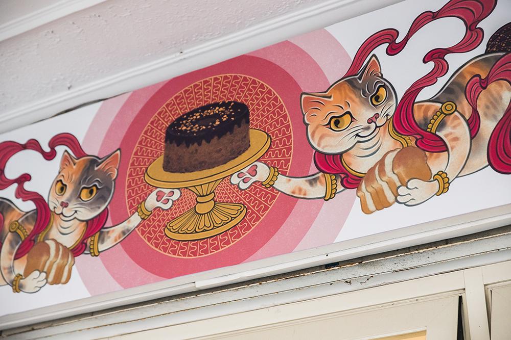 公主、街廓、飛天貓,「臺北笑一下Chill Tāi-Pak」用小事物蒐集你的微笑