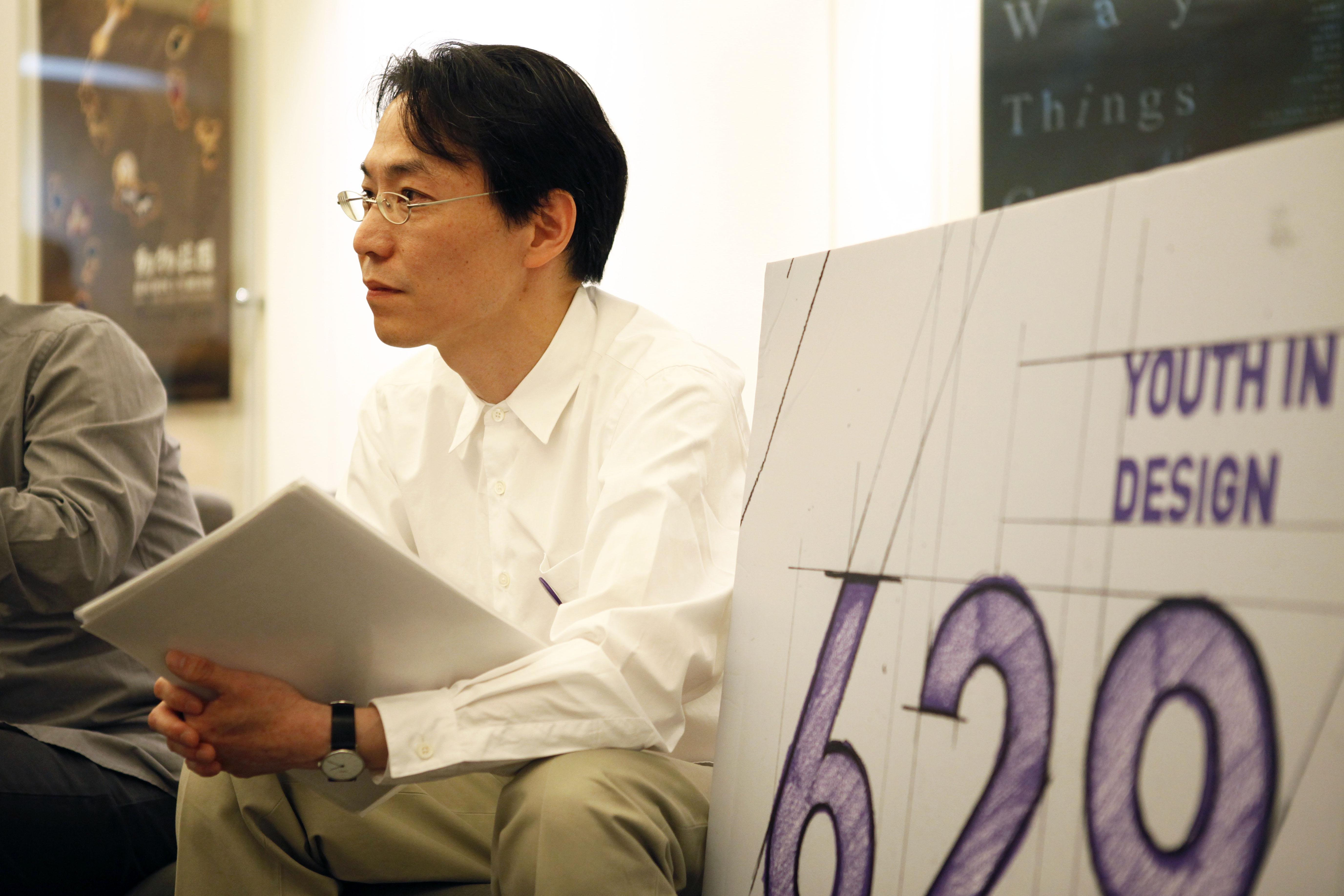 GK Designer-Kimura Masahiko in Taipei Temperary art museum