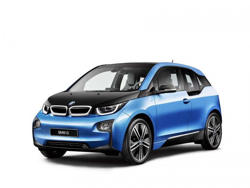 BMW i – 都會移動新概念