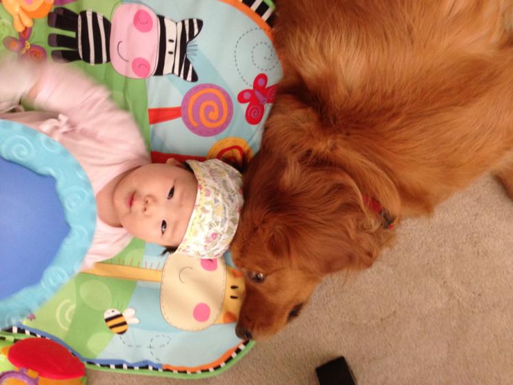 用心守護寶寶的 Lena