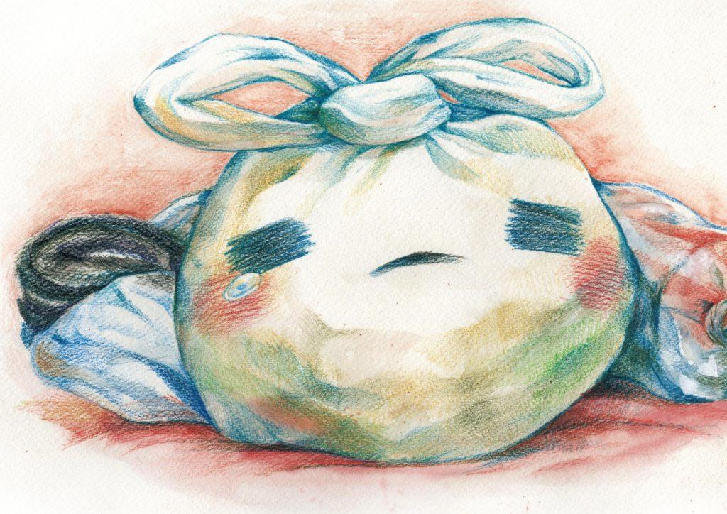 旅程的終點,又有什麼東西在等著塑膠袋小兔呢?