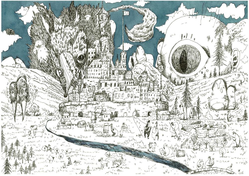 月昇山谷繪本內頁7