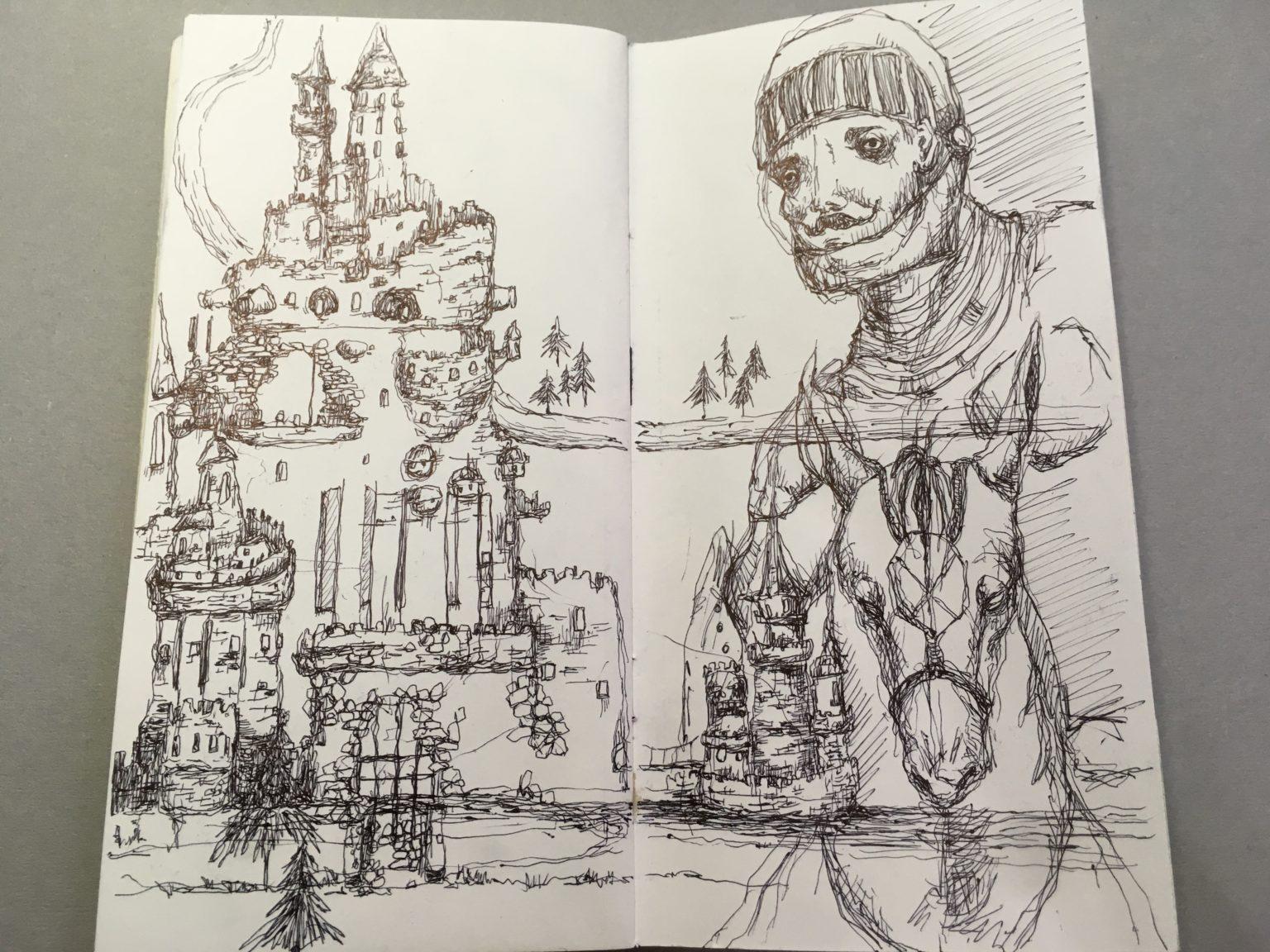 月昇山谷繪本內頁6