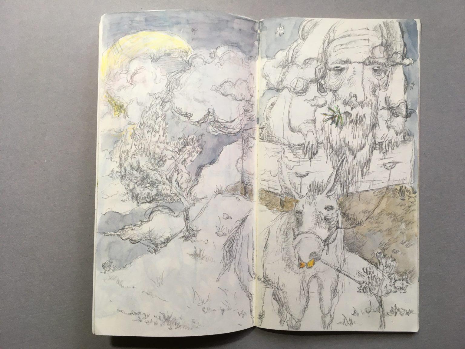 月昇山谷繪本內頁3