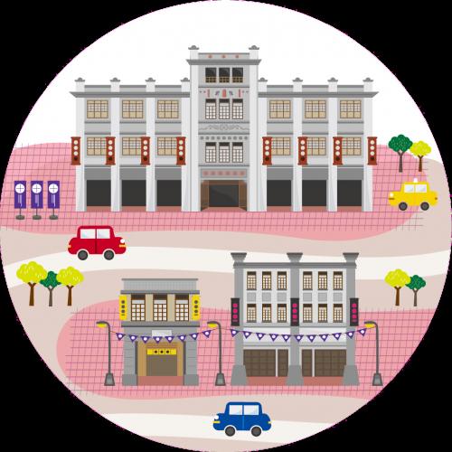 獨特的在地都市更新模式:URS計畫、老房子文化運動