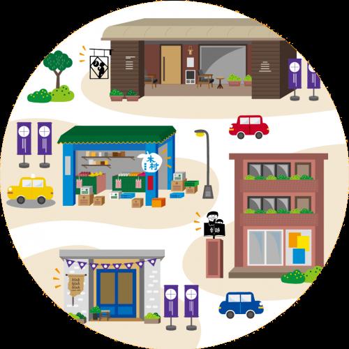 都市生活景觀的改造:店家招牌設計師參與計畫與變電箱設計導入